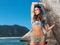 Agua Doce品牌泳装2012新款画册包