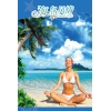 专版定制2013年蛇年挂历 海滩 泳装美女 海岛 calendar