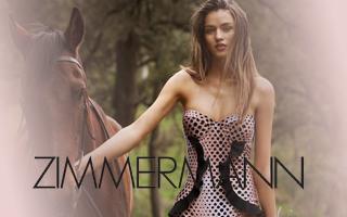 澳洲知名品牌ZIMMERMANN 2013春夏泳装系列新款LOOKBOOK