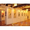 北京八棱柱展板,书画展板价格优惠
