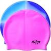 沐琅舒适型高性能多颜色硅胶泳帽