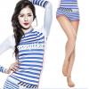 韩国envyline女士潜水服,泳装