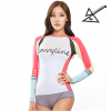 韩国envyline品牌女士潜水服泳装