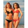 詹妮弗泳装女比基尼钢托胸垫聚拢显瘦热卖爆款